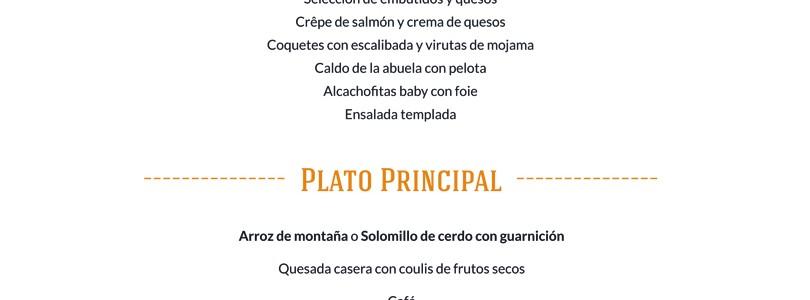 COMIDA SAN JOSE Restaurante el picaor