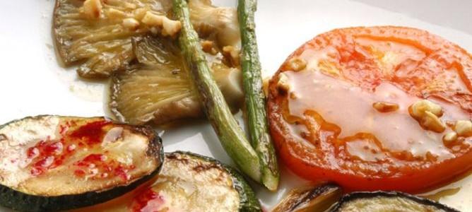 Menú 4 de Abril el Picaor-parrillada-de-verduras
