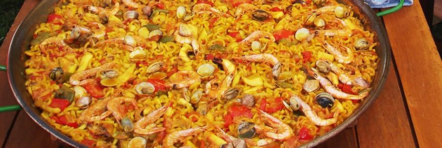 Fideuá de pescado | Restaurante El Picaor