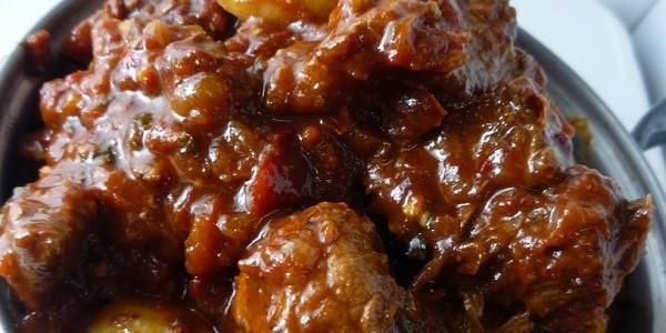 Carrillada de cerdo | Restaurante El Picaor