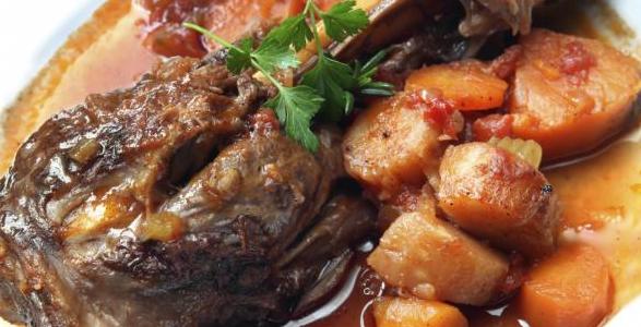 Codillo de cerdo | Restaurante El Picaor