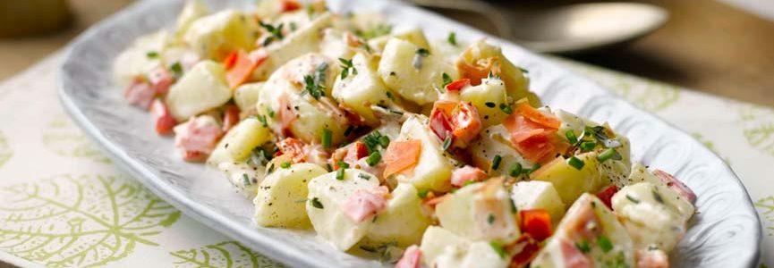 Ensalada de patata | Restaurante El Picaor