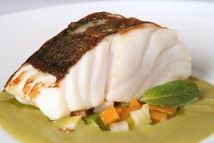 Bacalao a la plancha | Restaurante El Picaor