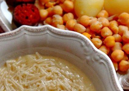Cocido | Menú diario El Picaor