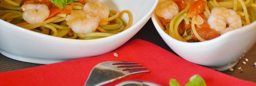 Spaguetis al wok - El Picaor