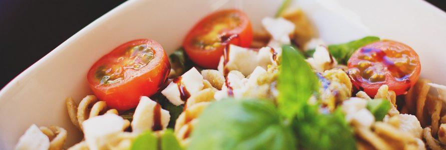 Ensalada de pasta - Restaurante El Picaor
